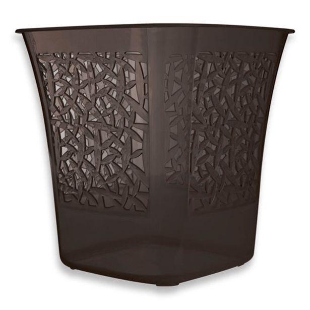 Oferta de Tacho Papiro Negro 5 litros por 2,99€