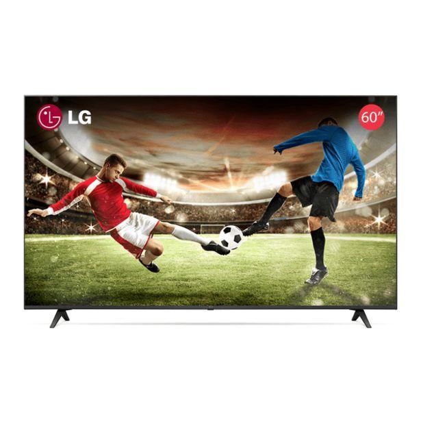 "Oferta de Televisor LG LED Smart TV 4K 60"" por 1398,88€"