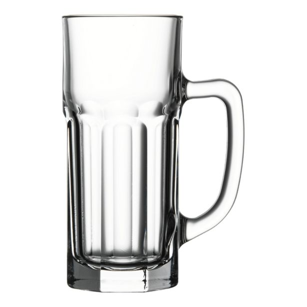 Oferta de Vaso Cervecero Casa Blanca 12 Onzas por 2,68€