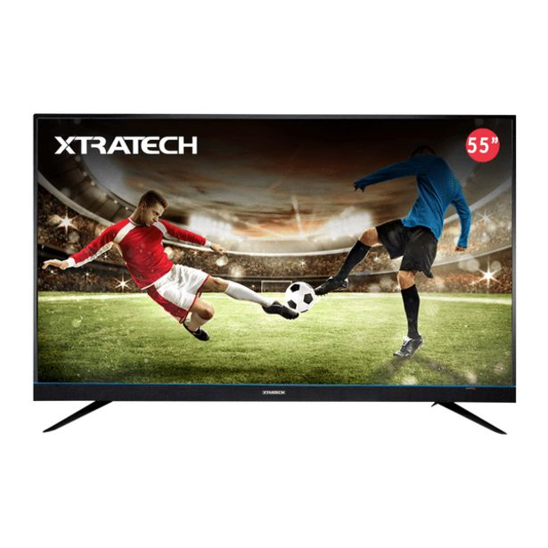 """Oferta de Televisor Xtratech LED Smart TV 4K 55"""" por 768,99€"""