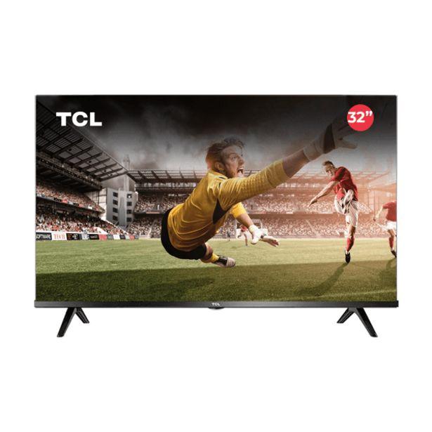 """Oferta de Televisor TCL LED Smart TV 32"""" por 409,02€"""