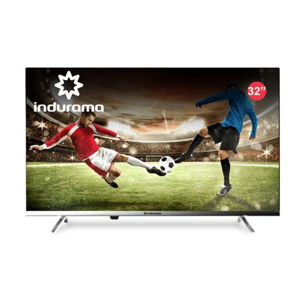 """Oferta de Televisor Indurama LED Smart TV 32"""" por 458,98€"""