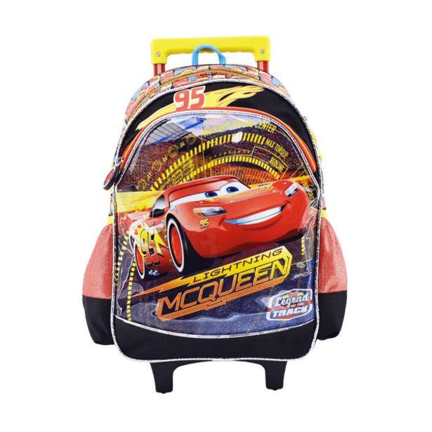 Oferta de Mochila con Ruedas Kids Cars Negro por 54,99€