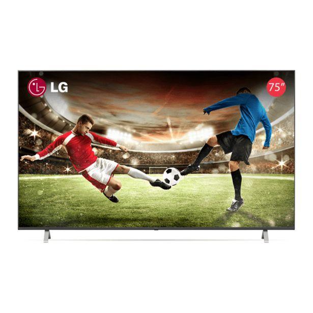 "Oferta de Televisor LG LED Smart TV 4K 75"" por 1958,88€"