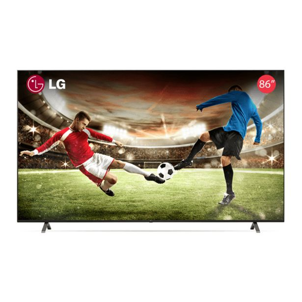"Oferta de Televisor LG LED Smart TV 4K 86"" por 3299,52€"