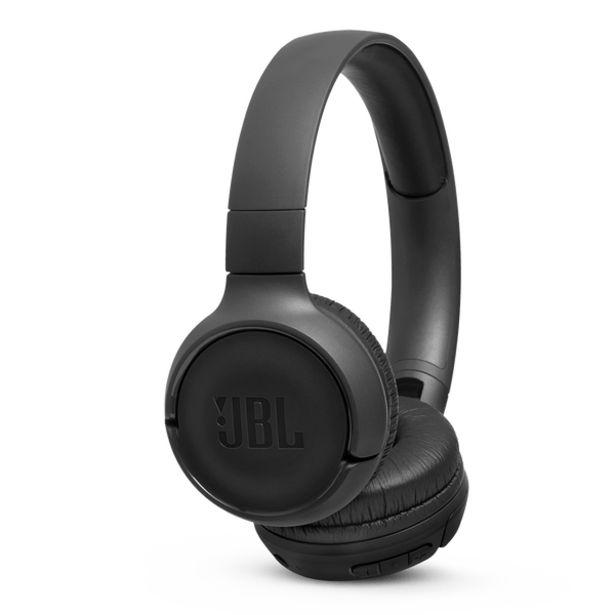 Oferta de Audífonos Inalámbricos JBL Negro por 64€