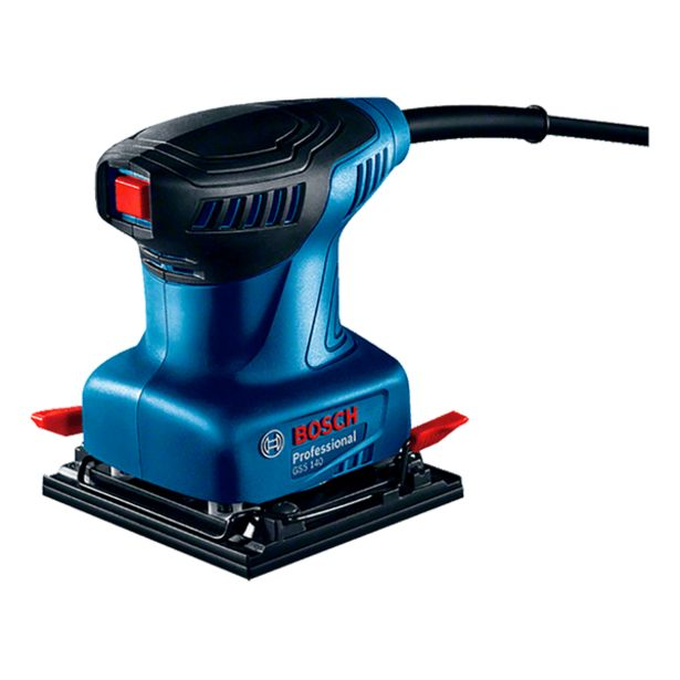 Oferta de Lijadora Profesional Bosch 220 Watts por 75€