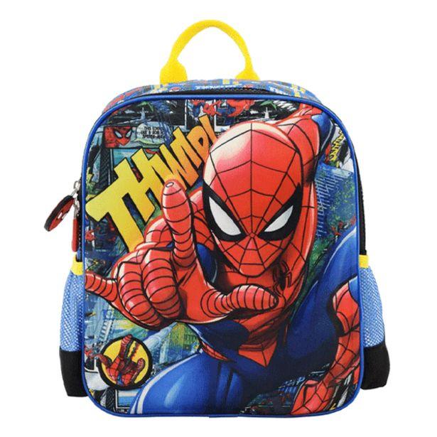 Oferta de Mochila Kids Spiderman Rojo por 19,99€