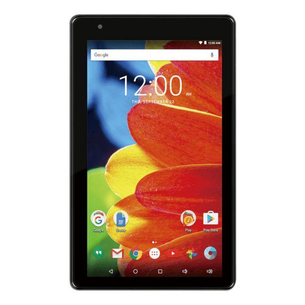 Oferta de Tablet RCA Voyager 3 Negro por 96€
