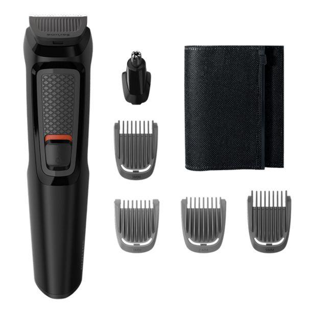Oferta de Recortador de Barba Philips 6 Accesorios en 1 por 59,99€