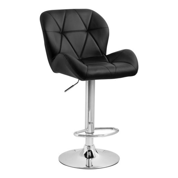 Oferta de Silla de Bar Argo Negro por 89,99€