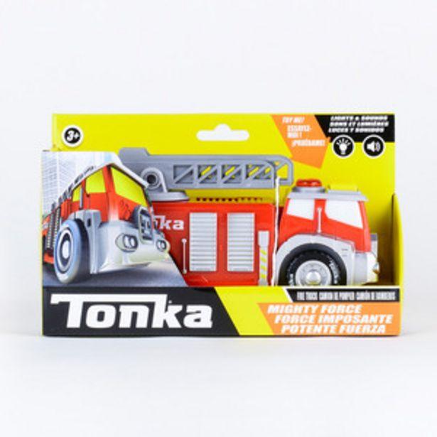 Oferta de MOTO BOMBA TONKA por 13,52€