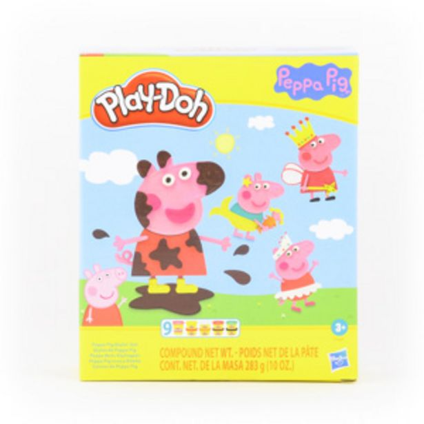 Oferta de PLAY DOH PEPPA PIG por 17,52€