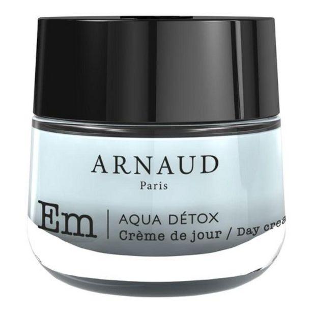 Oferta de Agua Detox Crema de Día pieles normales o mixtas 50 ML por 31,87€