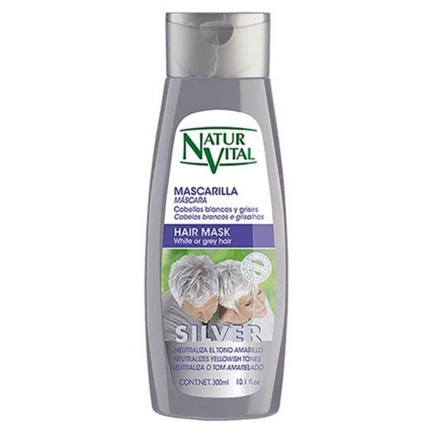 Oferta de Mascarilla Naturaleza y Vida Silver por 8,36€