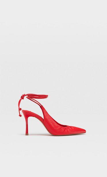 Oferta de Zapatos tacón atados por 45,99€