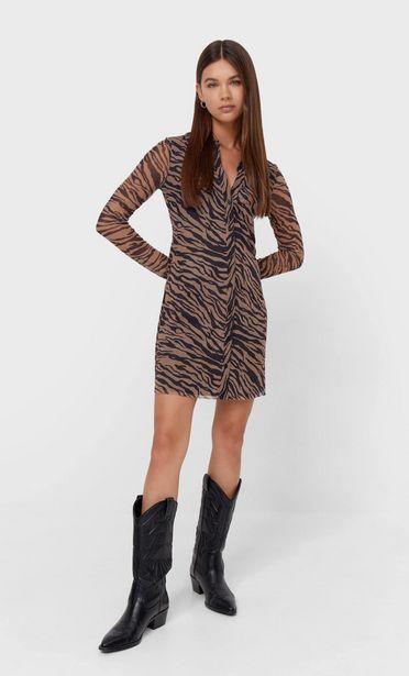 Oferta de Vestido polo tul por 29,99€