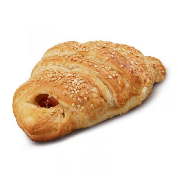 Oferta de Pack Congelado Croissant de Jamón y queso x7 unidades Juan Valdez por 28500€