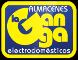 Logo Almacenes La Ganga